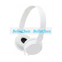 original hifi high resolution sound stereo headsets Fashion DJ bass Headphones for Sony ZX100 Series MP3 headphone