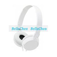 original hifi high resolution sound stereo headsets Fashion DJ bass Headphones for Sony ZX100 Series MP3 headphone