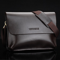 Free shipping Men's business casual genuine leather shoulder bag Messenger bag man bag briefcase Europe
