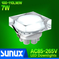 AC82~265V 5W LED Ceiling Down Light LED Ceiling Lamp Warm White / Cold White CE&RoHS