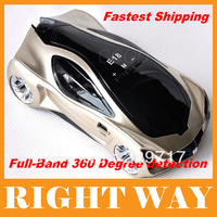 Multi- Language Navigation 360 degree Detection Car Anti Radar Detector with Car Speed Detection