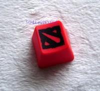 1 pcs Original Mechanical Gaming Keyboard Keycaps Mechanical Gaming Keyboard KBC ESC Keycaps  Laser DOTA 2
