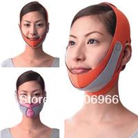 Powerful slimming thin V face lift mask massage tool 3D correction bandage artifact Free shipping