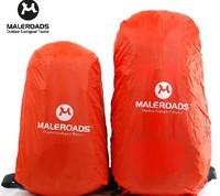 Waterproof outdoor travel backpack cover mountaineering bag outdoor backpack rain cover rain cover Medium