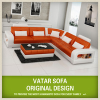 VATAR small corner sofas for small rooms