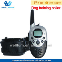 2013 Wholesales Free shipping New charging of dog training remote pet training collar suppliers -1000m*@