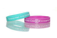 500pcs/lot With One Colorfill, Custom Made Silicone Wristbands/ Rubber Bracelets, Your logo,design,messages