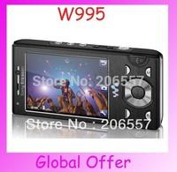 W995 Sony Ericsson W995i Original Unlocked Cell phone refurbished 1 year warranty Free S/H