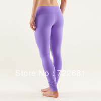 Free Shipping Lulu lemon Yoga Pants For Women, Authentic Quality, Size:4(XS),6(S),8(M),10(L),12(XL), Lululemon Wunder Under Pant