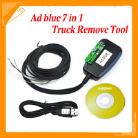 Adblue Emulator 7 in 1 with Adapter works for Mercedes-Benz, MAN, Scania, Iveco, DAF, Volvo and Renault realease speed tool