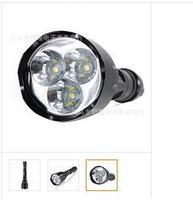 Genuine CREE XML-T6 3T6 charging light outdoor lighting outdoor long-range flashlight