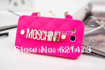 Free Shipping Luxury Milan Bag Design Phone Case Ladies Handbag For Samsung Galaxy 9300 S3
