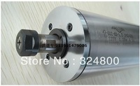 water-cooling  62mm diameter 60000rpm 1.2kw spindle motor for CNC machine/ four-bearing/ precision carved machine dedicated