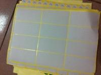 Blank label paper  6.7*3.4cm