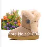 2014 Children  boots girls and boys' boots 19-36 four colors