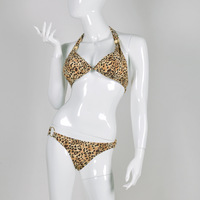 DYYY-0212 Sexy leopard bikini , wholesale manufacturers Swimsuit ,Sexy swimwear for Women , Free shipping 2 piece Beach dress