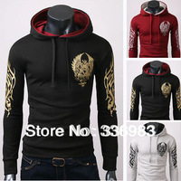 Free Shipping Fashion Mens colthing Assassins Creed Hoodie Coat Jacket Sweatshirt colsplay