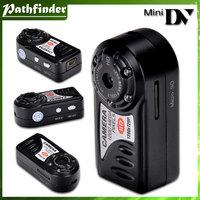 HD 720P Q5 infrared night vision Mini Camcorder mini DV DVR C IR Night Vision  Thumb Mini DV Digital Camera Recorder HD DVR