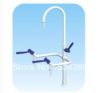 Pure Copper Tri-port desktop style Height Laboratory water tap