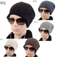 Hot Selling Korea Style Fashion Baggy Sport Beanies Hat for Men or Women,Jersey Beanies Hat