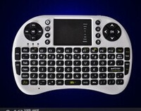 Mini  2.4GHz Wireless Entertainment Keyboard with Touchpad for PC, Pad, Andriod TV Box, Google TV Box, Xbox360, PS3 & HTPC/IPTV