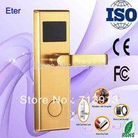 Promotion Hot Sale! Wireless hotel card lock hotel door lock system  ET100RF