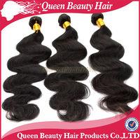 Brazilian virgin remy hair body wave human hair 1b# bundle 4pcs lot mixed length sunlight mocha queen rosa luvin hair products