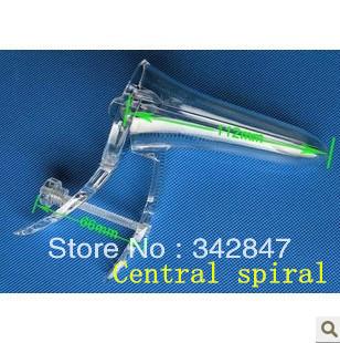 Frete grátis qualidade descartável Novo 2013 brinquedos sexy Export dilatador genitais Aeterna espéculo vaginal(China (Mainland))