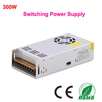 Switching power supply 12v 25a 300W 1pcs free shipping high quality 220V/110V transformer converter power charger for LED light
