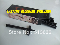 Free Shipping DHL/EMS Wholesale (100pc/lot) New Arrival Make Up Lasting Blooming Eyeliner Best Black Eyeliner Pencil