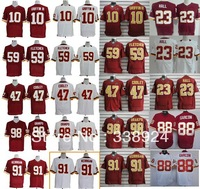 Washington 46 Alfred Morris,10 Robert Griffin III,59 London Fletcher,47 Chris Cooley,98 Brian Orakpo,size 40-56,Allow mix order.