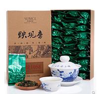 250g Chinese organic Tieguanyin tea Milk fragrant Oolong tea organic natural health tea green food Free shipping