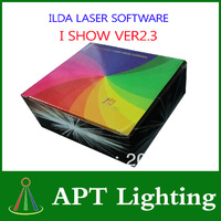Stage Laser Controller I SHOW 2.3 ILDA SOFTWARE for LASER LIGHTING+USB Interface