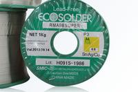 LEAD -FREE SOLDER WIRE / SENJU  M705(SN96.5%AG3.0%CU0.5%) SOLDER WIRE 0.8mm/1.0mm/1.2mm1000g/roll Low splash, high reliability