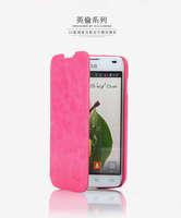 Original Genuine Brand Series Luxury Leather Flip Case Cover For LG Optimus L7 II Dual P715 5 Colors