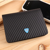 2013 New 100% genuine leather business card holder, large capacity fashion card case  Free shipping TSD7