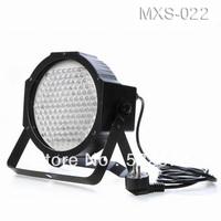 free shipping127pcs led strobe light RGB led par lighting AC 90-240V, 50-60Hz.