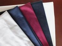 Custom 100%  Mercerized Cotton Knitting Fabric/High Quality Mercerzing Interlock L100CM*W140CM For Polo T-shirt, Textile