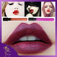 Matte Waterproof Liquid Makeup Lipstick Mohini Crimson Fashion Classic Claretred Diva Fashion Ladies Party Queen Cosmetic