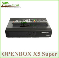 by DHL TV Receiver Openbox X5 Super full 1080p with VFD Display 2 USB Port support Youtube Gmail Google Maps decoder
