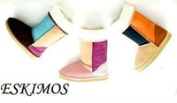 2013 new winter Candy colors women's boots fashion ladies snow boots high boots