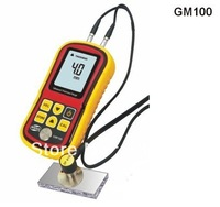 Free shipping Sale Ultrasonic Thickness Gauge GM100 ,Measuring Range:1.2-225.0mm(Steel),MOQ=1 Factory direct wholesale custom