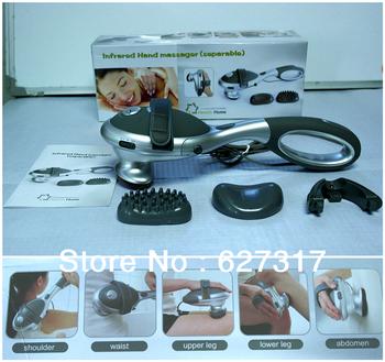 Hand massage hammer with infrared heat function