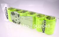 Hair volume / volume aluminum magic hair curlers / self-adhesive pear curlers / magic sponge hair curlers 6 / pack G007-2
