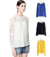 Женские блузки и Рубашки BSL CL289 Drop