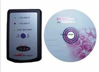 Car audio phase meter loudspeaker phase tester  car audio speaker phase tester tuning assistant with CD free shipping