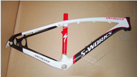 "Giant XTC full carbon fiber mtb bicycle frame 16""inch 1250g 17inch"