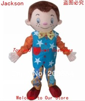 Deluxe EVA Head Mr Tumble Mascot Costume Chrismas Costume Halloween Costume