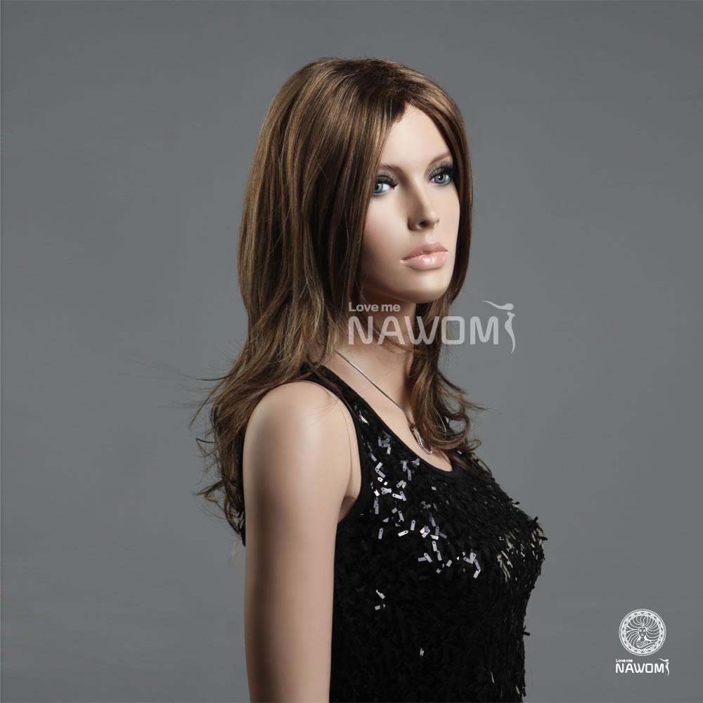 Black Catalog Wig Woman 91