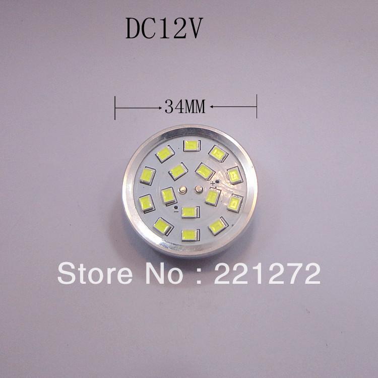 3w g4 dc12v lampada led perline perline di cristallo sostituzione